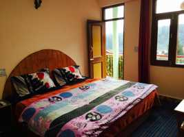 Standard Room in Hotel Manali Hill House