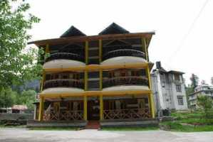 Hotel Manali Hill House