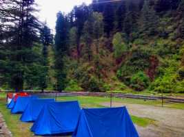 Barot Valley Camps