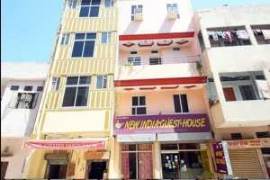 Hotel New India Guest House
