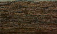 Ламинация ПВХ окна Roto - Мореный (черный) дуб (KM).