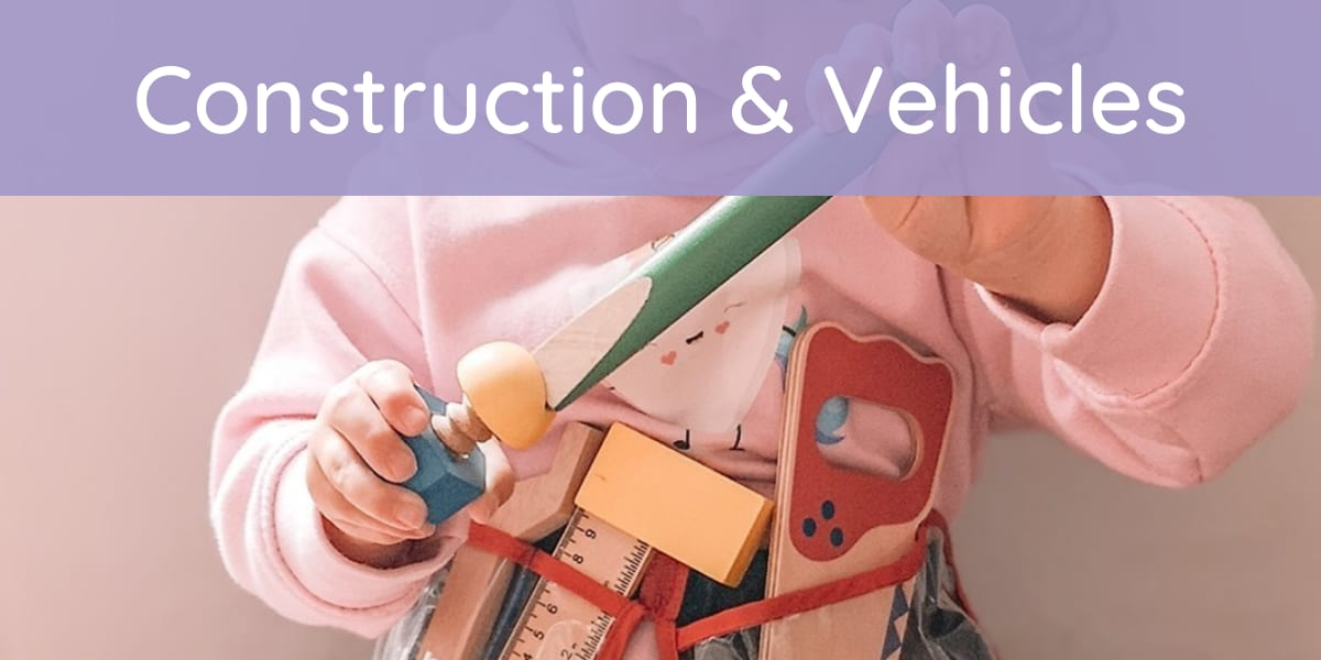 Buy kids construction sets & vehicle toys and gifts