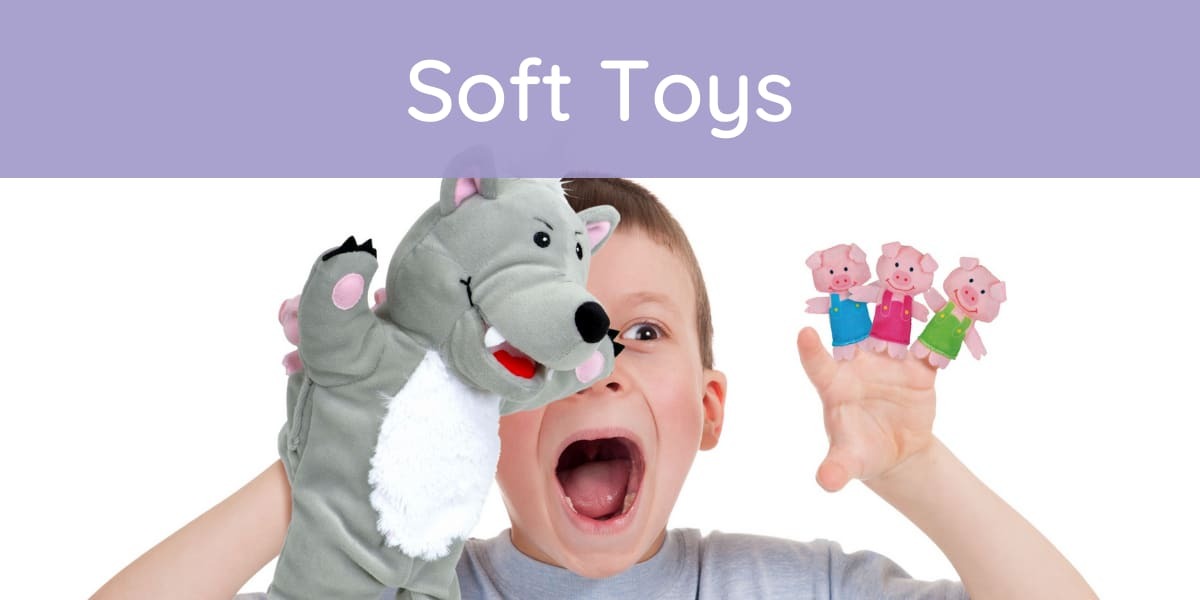 Buy the best soft toys and games for kids