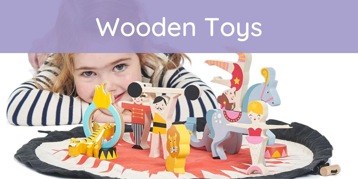 Buy wooden toys for kids