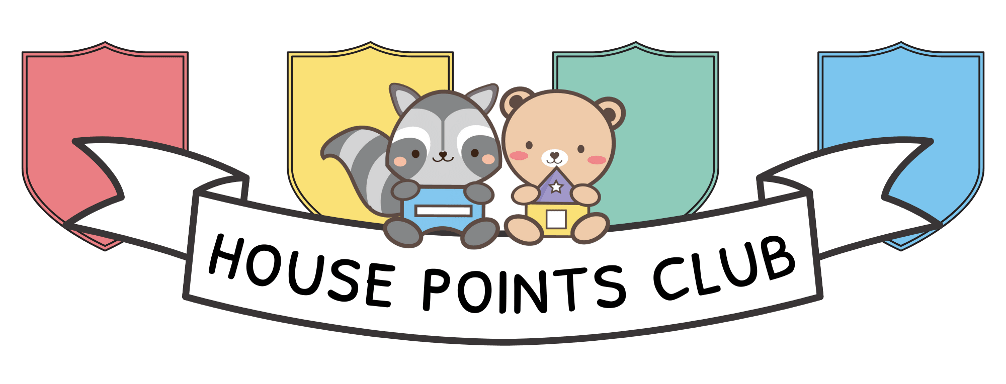 The Early Teacher House Points Reward Club - Earn rewards and receive discounts.