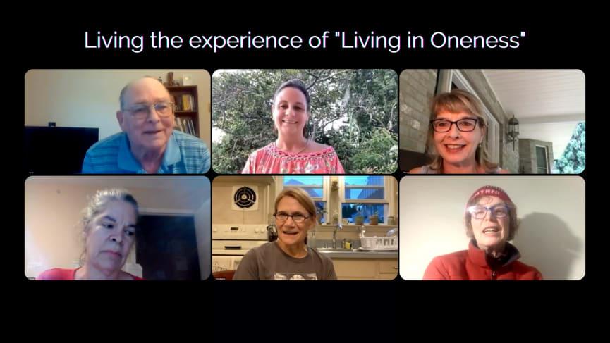 Living in Oneness Program - testimonials