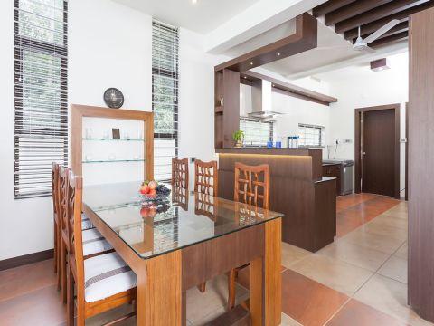 DINING ROOM  Aadikara Interiors
