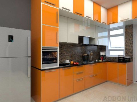 KITCHEN  ADDON Interiors