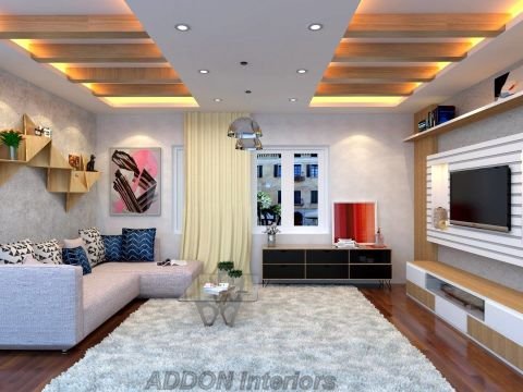 LIVING ROOM  ADDON Interiors