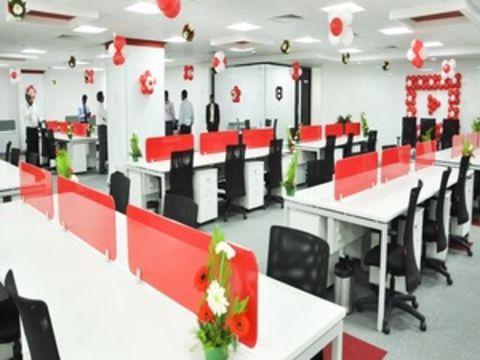 OFFICE BUILDINGS  Aha Interiors