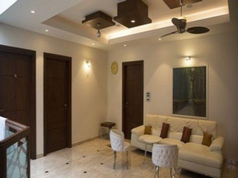 LIVING ROOM  Aha Interiors