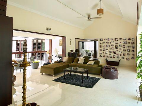 LIVING ROOM  Ahanas Designs