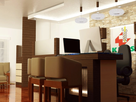 OFFICES & STORES  Ajith Interiors