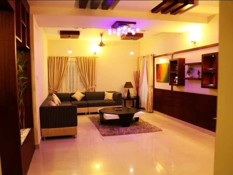 LIVING ROOM  Allegra Designs