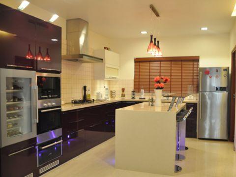 KITCHEN  Amber Home Interiors