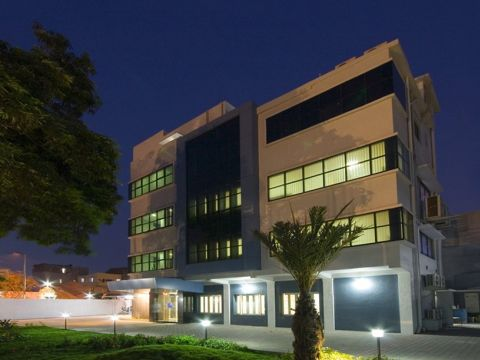 OFFICE BUILDINGS  Ansari Architects