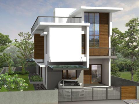 HOUSES  Anudeep and Associates Architects