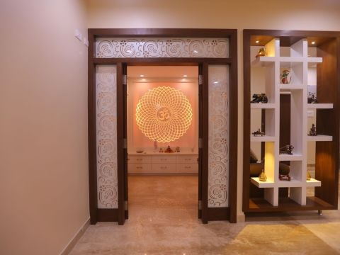 PRAYER ROOM  Arches Design studio