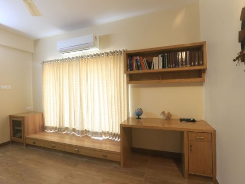 STUDY/OFFICE ROOM  Arches Design studio