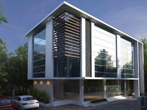 COMMERCIAL SPACES  Architecture and Designz