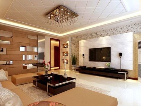 LIVING ROOM  Ardes Architects And Interior Designers