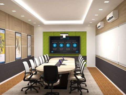 CONFERENCE CENTRES  Arkidio Designs