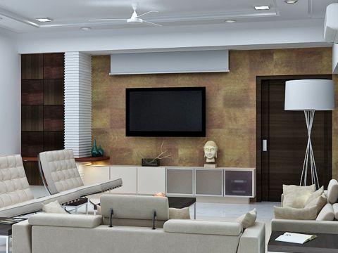 LIVING ROOM  Arkie Atelier Design