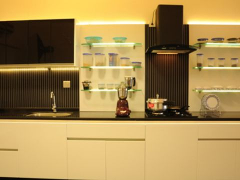 KITCHEN  Astra Interiors