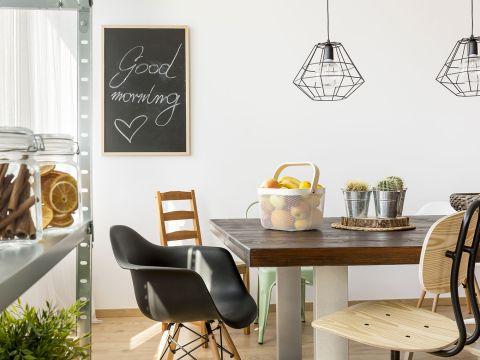 DINING ROOM  Atom Interiors