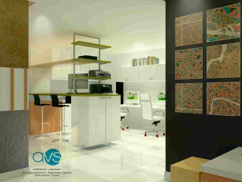 OFFICE BUILDINGS  AVS Architects