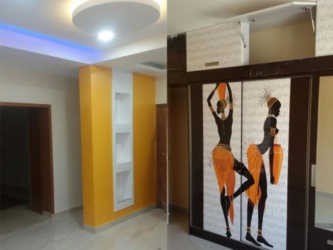 WALLS  Balaji Engineering and Decors