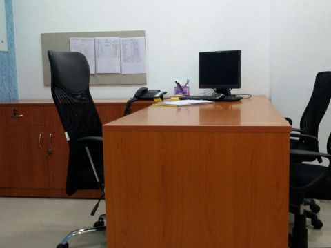 OFFICES & STORES  Balaji Engineering and Decors
