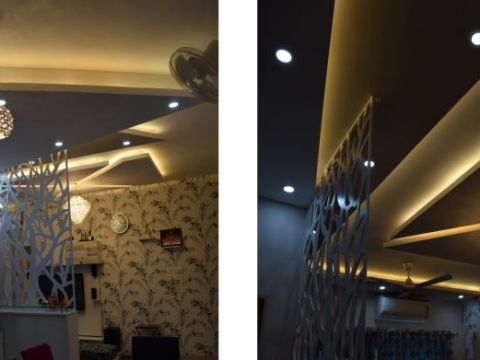 FALSE CEILING  Blue Interiors