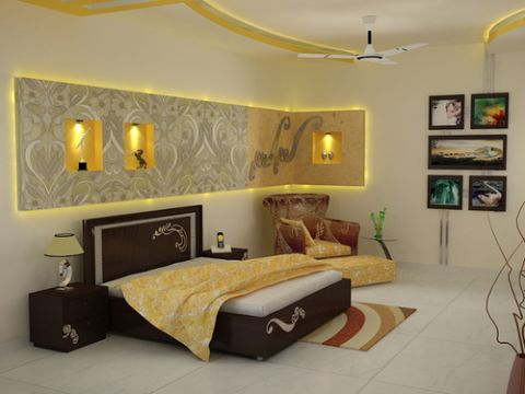 BEDROOM  BRT Interiors
