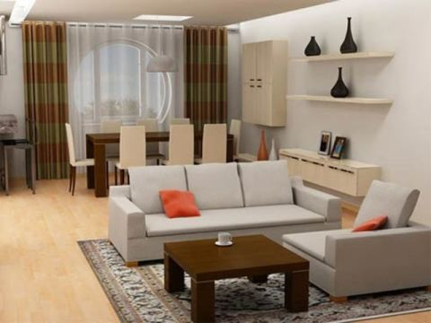 LIVING ROOM  BRT Interiors
