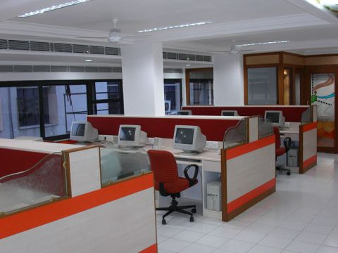 OFFICE BUILDINGS  Castle Interiors