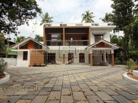 HOUSES  Clarins Designs