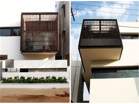 BALCONY  Collage Architecture Studio