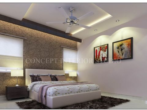 BEDROOM  Concept Interiors