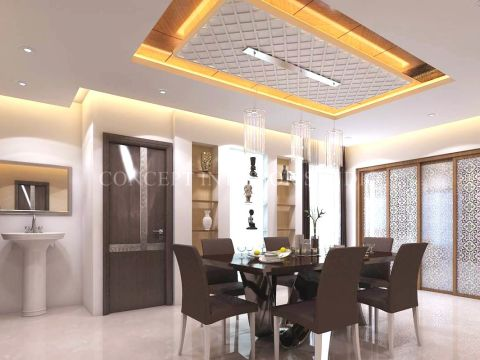 DINING ROOM  Concept Interiors