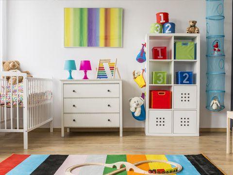 NURSERY/KID'S ROOM  Cookscape Designs