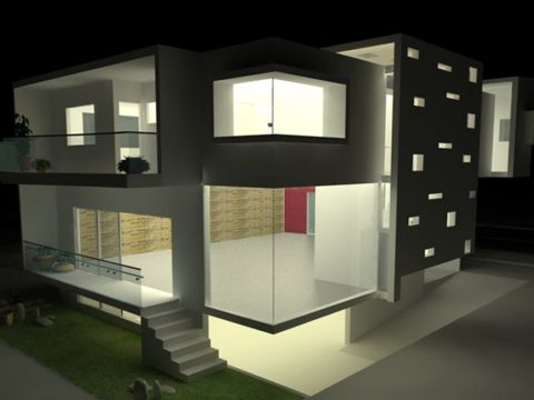 HOUSES  Coordinates