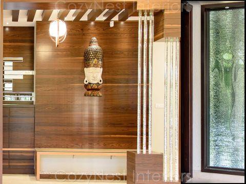 CORRIDOR & HALLWAY  CozyNest Interiors