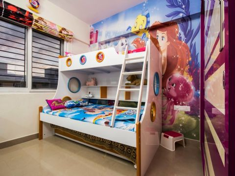 NURSERY/KID'S ROOM  Creative Axis Interior