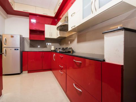 KITCHEN  Creative Axis Interior