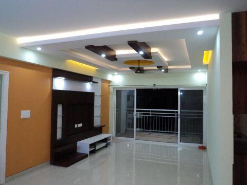 LIVING ROOM  Creativita Interiors