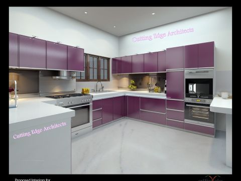 KITCHEN  Cuttingedge Architects