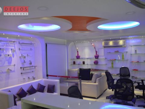 OFFICES & STORES  Deejos Interiors