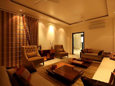 LIVING ROOM  Design Affairs