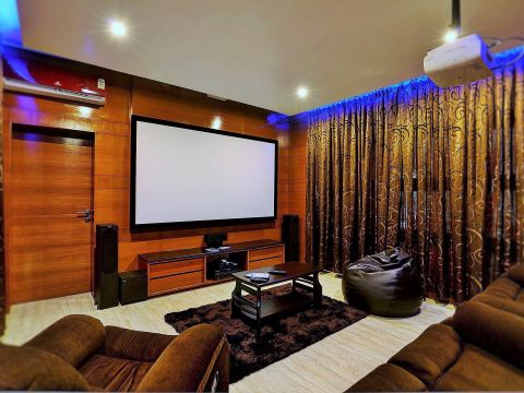 HOME THEATER  Design Build Inc